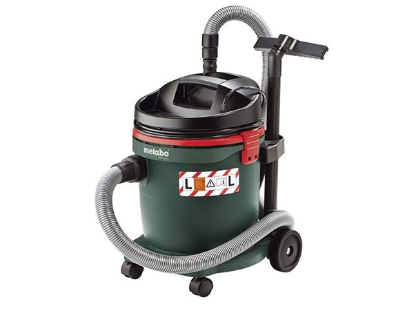 Metabo ASA32 L All Purpose Vacuum 1200 Watt 240 Volt