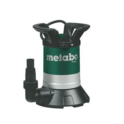 Metabo TP 6600 Clear Water Submersible Pump 250W 240V