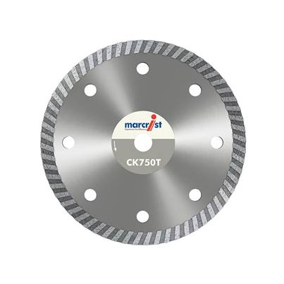 Marcrist Tile Cutting Turbo Rim Diamond Blades