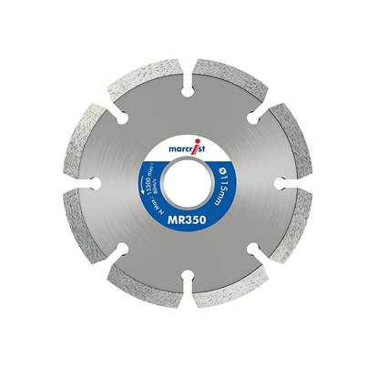 Marcrist MR350 Trade Mortar Rake Diamond Blade 115 x 22.2mm