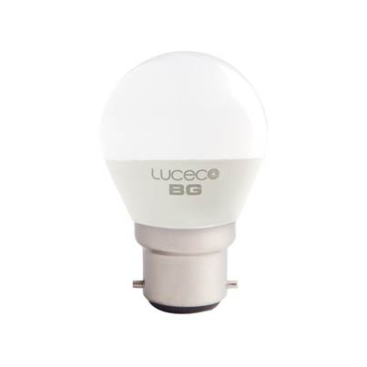 Masterplug LED Mini Globe Non-Dimmable Bulb
