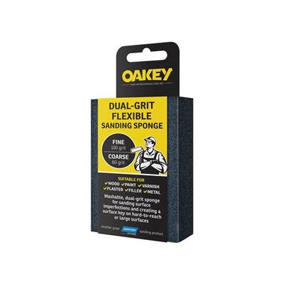 Oakey Liberty Green Sanding Block