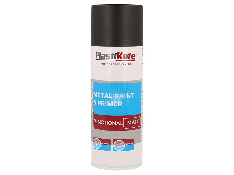 Trade Metal Spray Paint & Primer