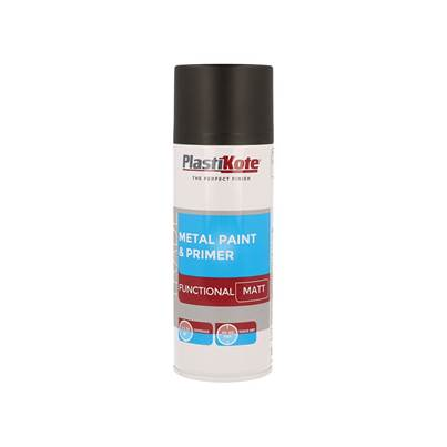 PlastiKote Trade Metal Spray Paint & Primer