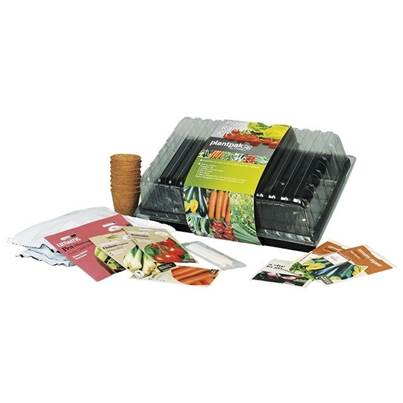 Plantpak Vegetable Starter Kit (6)