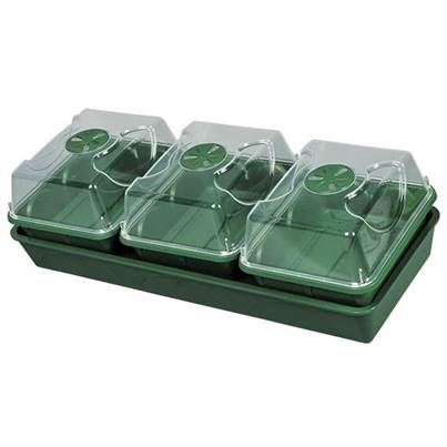 Plantpak Windowsill Heated Propagator
