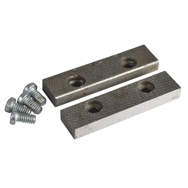 Image of IRWIN® Record® PT.D Replacement Pair Jaws & Screws 75mm (3in) for 1 Vice