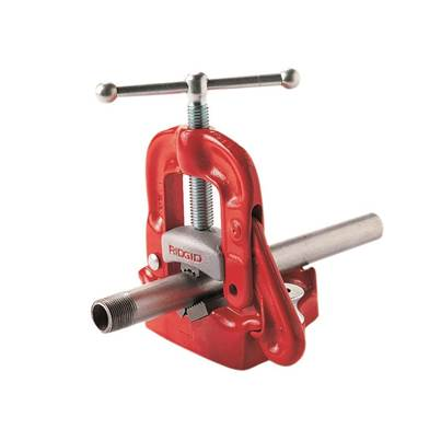 RIDGID Bench Yoke Vices