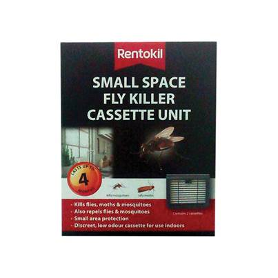 Rentokil Small Space Fly Killer Cassette Unit (Pack 2)