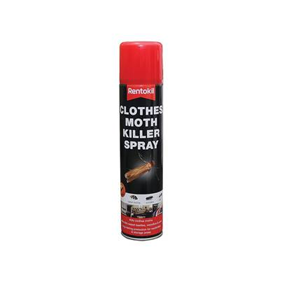 Rentokil Clothes Moth Killer Spray 300ml
