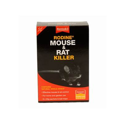 Rentokil Rodine Mouse & Rat Killer