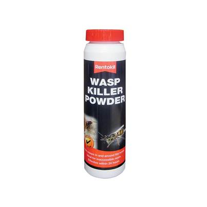 Rentokil Wasp Killer Powder Permethrin