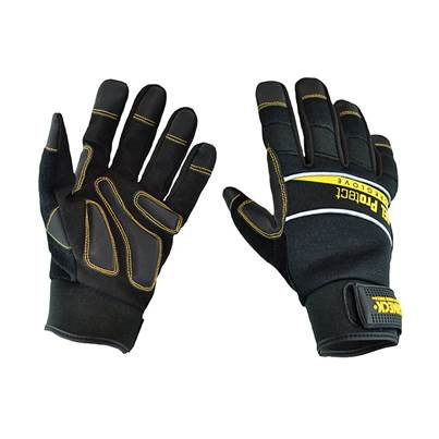 Roughneck Clothing Gel Palm Work Gloves