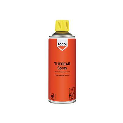 ROCOL TUFGEAR Open Gear Lubricant Spray 400ml