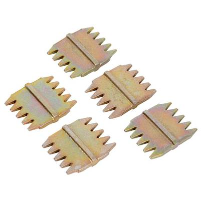 Roughneck Scutch Combs 25mm (1in) Pack of 5