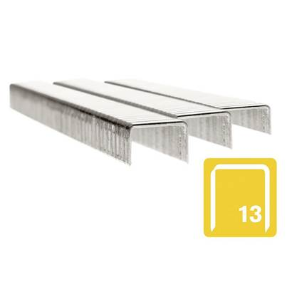 Rapid 13/6 6mm Stainless Steel 5m Staples Box 2500