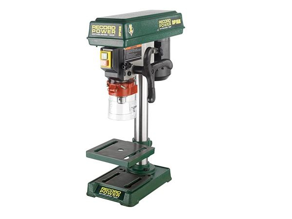 Record Power DP16B Bench Drill with Cast Iron Handwheel