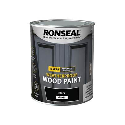 Ronseal 10 Year Weatherproof 2-in-1 Wood Paint