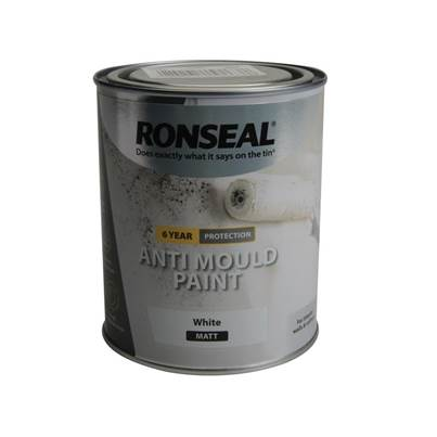 Ronseal 6 Year Anti Mould Paint