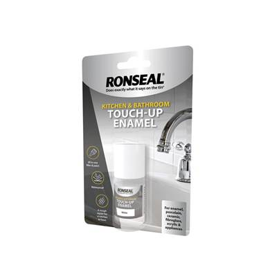 Ronseal Kitchen & Bathroom Touch-Up Enamel 10ml