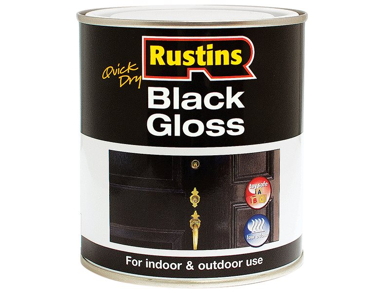 Quick Dry Water-Based Gloss Paint