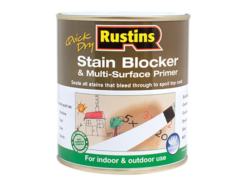 Quick Dry Stain Block & Multi Surface Primer