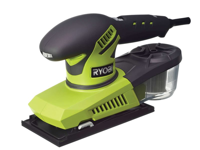 ESS280RV 1/3 Sheet Variable Speed Orbital Sander 280W 240V