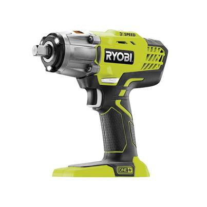 Ryobi R18IW3-0 ONE+ 3 Speed Impact Wrench 18V Bare Unit