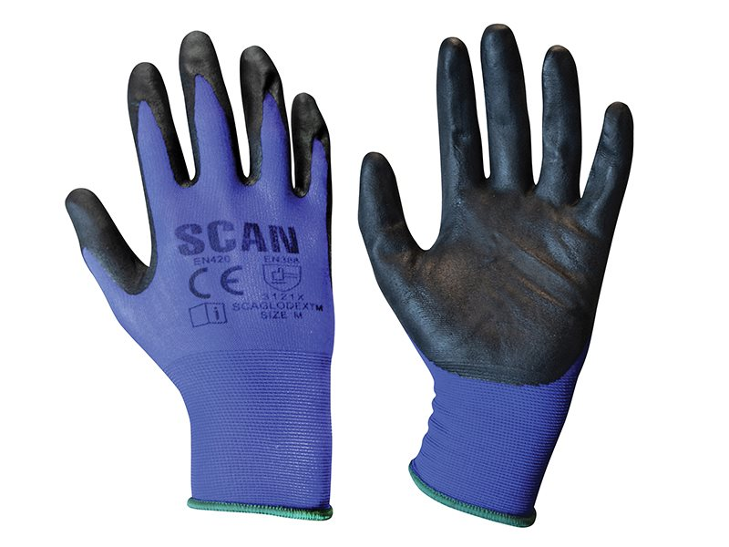 Max. Dexterity Nitrile Gloves