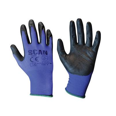Scan Max. Dexterity Nitrile Gloves
