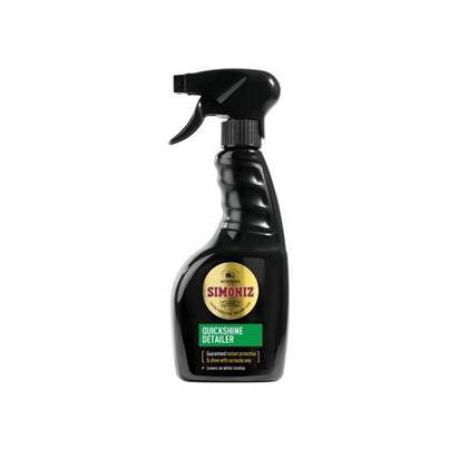 Simoniz SAPP0070A Quickshine Detailer Wax 500ml