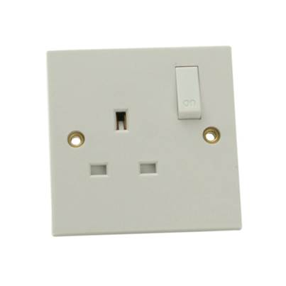 SMJ Switched Wall Socket