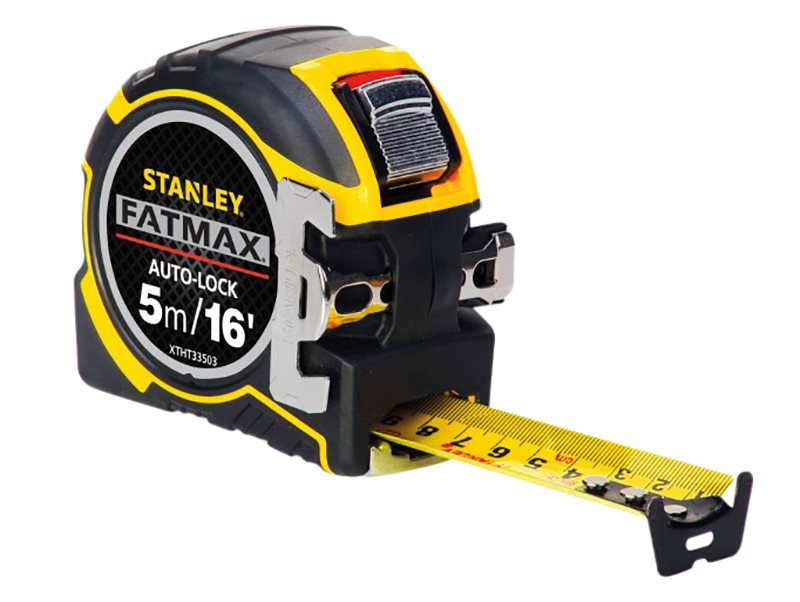 Stanley Tools FatMax® Autolock Pocket Tape