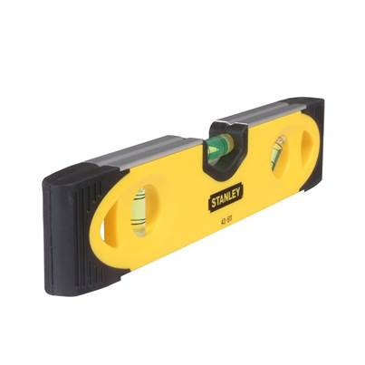 Stanley Tools Magnetic Shockproof Torpedo Level 230mm