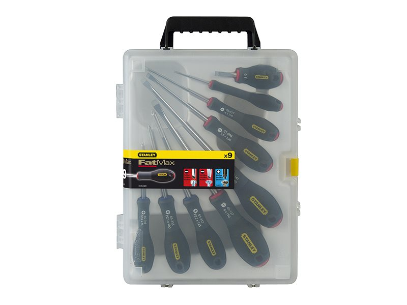 FatMax® Screwdriver Set, 9 SL/PZ