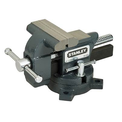 Stanley Tools MaxSteel Light-Duty Vice 115mm (4in)