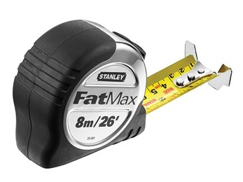 FatMax Pocket Tape 8m/26ft (Width 32mm)