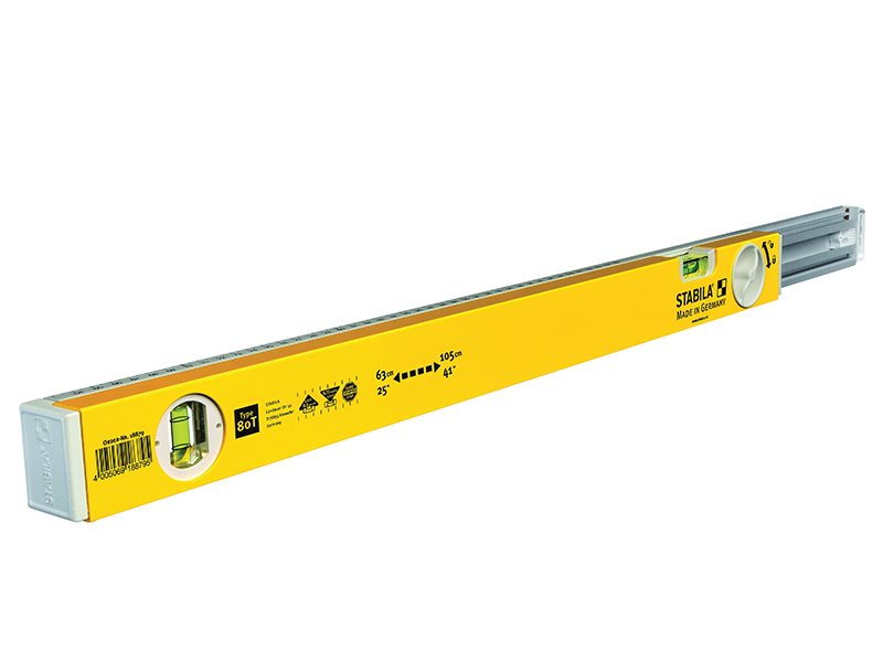 80T Telescopic Spirit Level