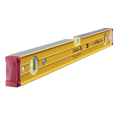 Stabila 96-2 Double Plumb Ribbed Box Section Level