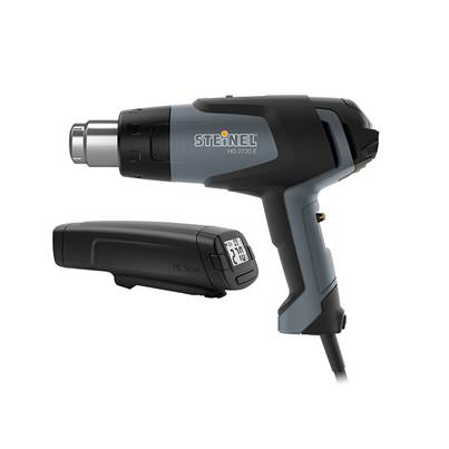 Steinel HG2120E Car Wrapper Hot Air Gun Kit 2200W 240V