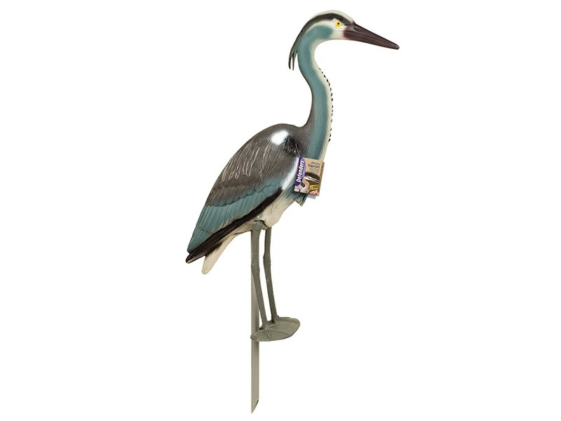 Heron Garden Ornament / Bird Deterrent