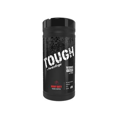 Swarfega Tough Hand Wipes Tub of 70