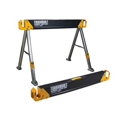 ToughBuilt C550 Sawhorse/Jobsite Table