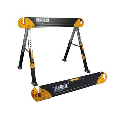 ToughBuilt C650-2 Sawhorse/Jobsite Table Twin Pack