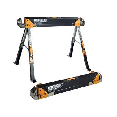 ToughBuilt C700-2 Sawhorse/Jobsite Table Twin Pack