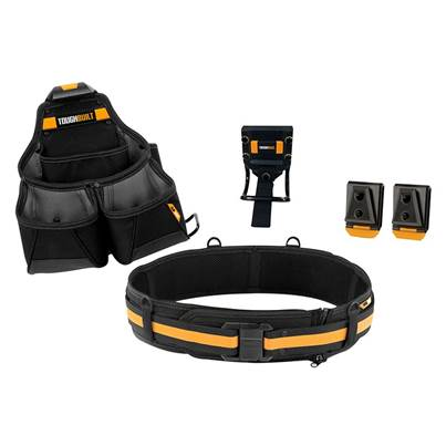 ToughBuilt Pro Framer Tool Belt Set 3 Piece