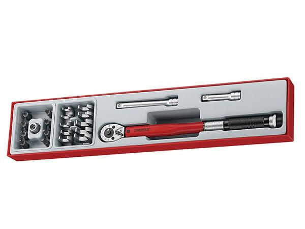 Teng TTX3892 3/8in Drive Torque Wrench Set 22 Piece