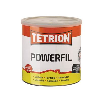 Tetrion Fillers Powerfil 2K Two Part Filler