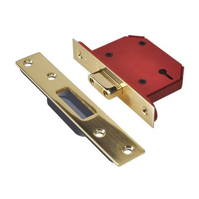 UNION StrongBOLT 2103S 3 Lever Mortice Deadlocks