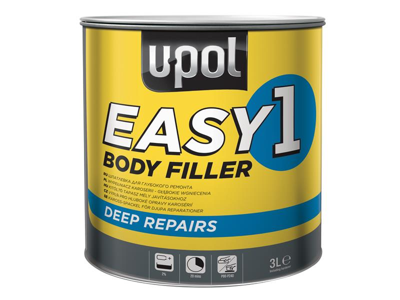 Easy 1 Body Filler 3 litre